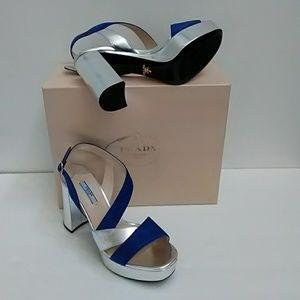 New Prada sandals Size 39